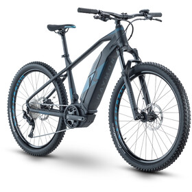 Raymon HardRay E-Seven 6.0, czarny/niebieski
